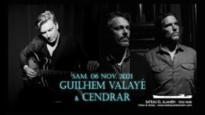 Guilhem Valayé + Cendrar