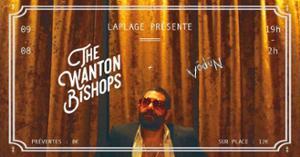 The Wanton Bishops + Vodun à LaPlage de Glazart
