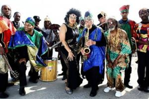 The Sun Râ Arkestra