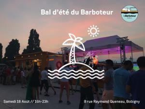 Bal d'été du Barboteur orchestré par Tarif de Nuit