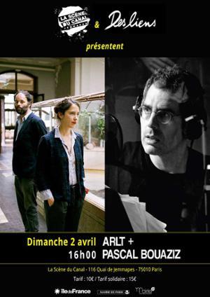 Arlt + Pascal Bouaziz