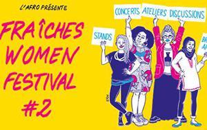 Fraîches Women Festival #2