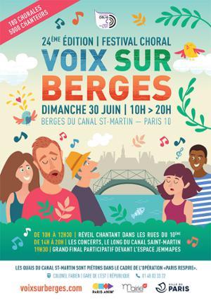 VOIX SUR BERGES - 2019