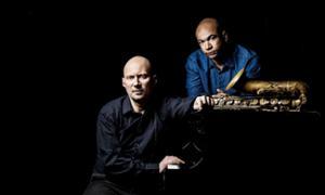 Laurent COQ Trio featuring Jonathan BLAKE & Joshua CRUMBLY