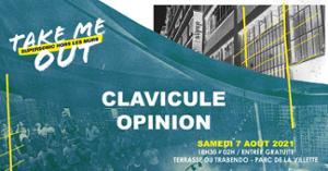 Clavicule en concert / Take Me Out