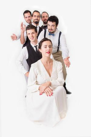 LE GRAND BAL SWING w/ The ShoeShiners Band