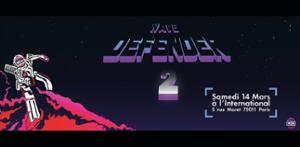 Synthwave Party // WAVE Defender 2