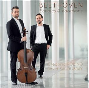 BEETHOVEN – Sonates et Variations