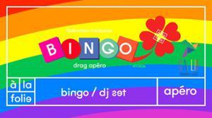 Ff Bingo drag + DJ set en soutien au Caelif