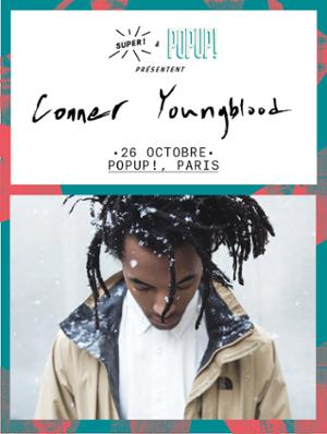 Conner Youngblood @ Popup!