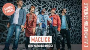 Maclick (Gnawa World)