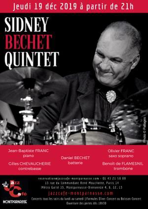 Sidney Bechet Quintet au Jazz Café Montparnasse