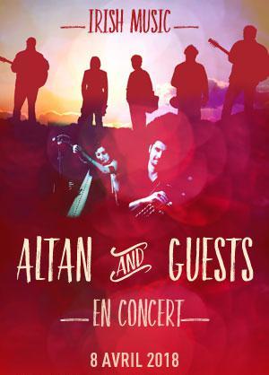 ALTAN & GUESTS