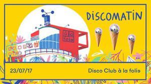 Discomatin fait son Disco Club
