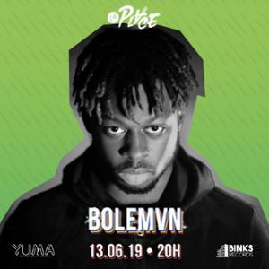 Concert • Bolemvn • #LaPlaceHipHop, Paris