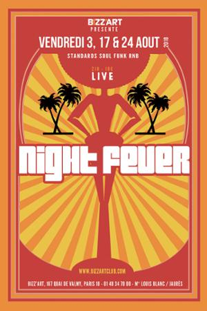 NIGHT FEVER