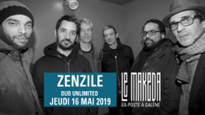 Zenzile au Makeda à Marseille