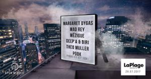 Open Minded Party: Margaret Dygas, Mad Rey, Mézigue & more