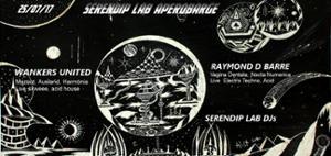APEROBARGE INVITE SERENDIP LAB