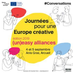 Journées pour une Europe créative 2019