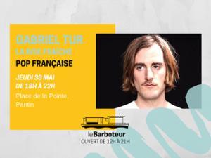 La Bise Fraîche - Gabriel Tur en concert au Barboteur