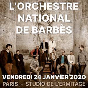 L'ORCHESTRE NATIONAL DE BARBÈS