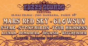 BELOW THE SUN : FUZZY SOUNDS FESTIVAL #1