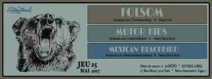 Folsom • Motor Kids • Mexican Blackbird