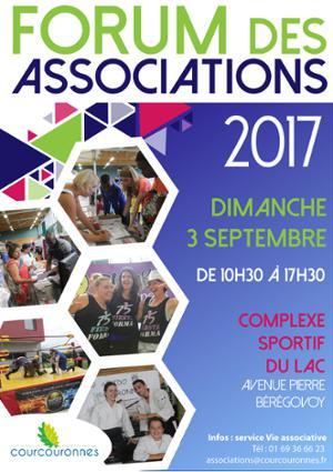 Forum des associations de Courcouronnes 2017