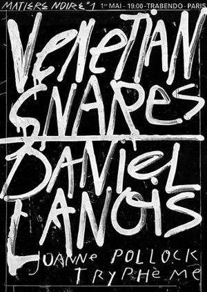 Matière Noire #01 : Venetian Snares x Daniel Lanois