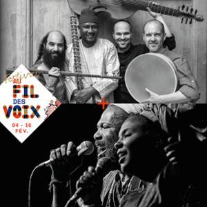 FESTIVAL AU FIL DES VOIX 2019 : CONSTANTINOPLE & ABLAYE CISSOKO + BABA & DJANA SISSOKO