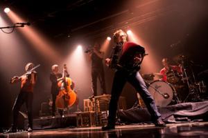 TRAM des Balkans-Festival Musique et Gastronomie-St Palais sur Mer