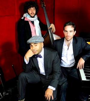 "Ali JACKSON / Omer AVITAL / Aaron GOLDBERG ""Yes! Trio"""