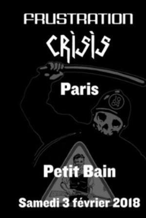Frustration + Crisis