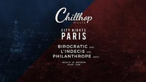 City Nights Party #1: Birocratic, Philanthrope, L'Indécis @Batofar