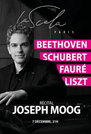 Joseph Moog - Récital piano