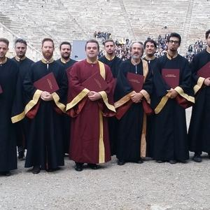 Chants sacrés orthodoxes / Les Maîtres de l'art du chant byzantin