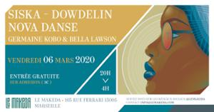 Dowdelin, Siska, GKBL & Nova Danse fêtent les un an du Makeda