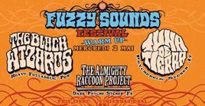 Warm-Up Fuzzy Sounds Festival