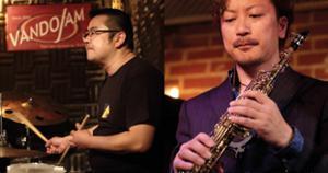 "Hirokazu ISHIDA & Hidéhiko KAN ""Tokyo Paris Express"""