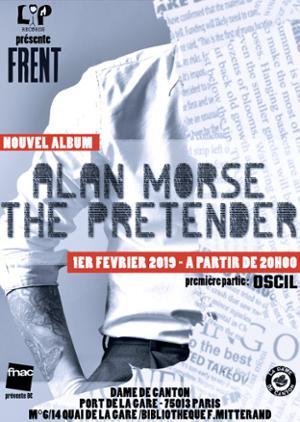 FRENT (release) + 1ère partie OSCIL