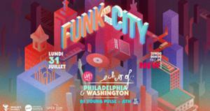 Funk & The City #14: Echoes Of Philadelphia & Washington (+DJ's)