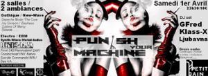 PUNISH YOUR MACHINE #1