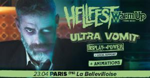 HELLFEST WARM UP TOUR 2K18 : YOU CAN'T CONTROL IT