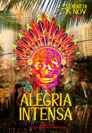 Alegría Street Reggaeton Edition!