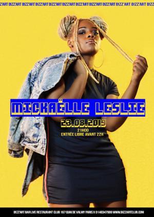 Mickaëlle Leslie en live !