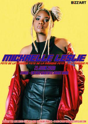 Fête de la musique - Mickaëlle Leslie en live !