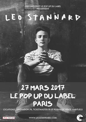 Leo Stannard @ Le Pop Up du Label