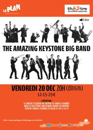 The Amazing Keystone Big Bang + Denis Podalydes Pierre et le loup ... et le jazz au Théâtre de Corbeil