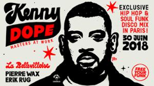 FREE YOUR FUNK : KENNY DOPE - SPECIALE SOUL, FUNK, DISCO, HIP HOP